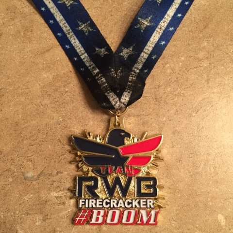 Team RWB Firecracker Virtual Race