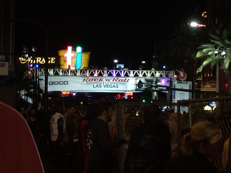 Rock 'n' Roll Las Vegas – Race Recap
